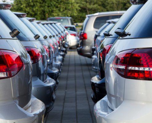Company cars